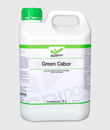 GREEN CABOR